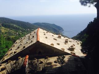 the roof and the view - il tetto e la vista