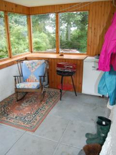 Brolas - porch