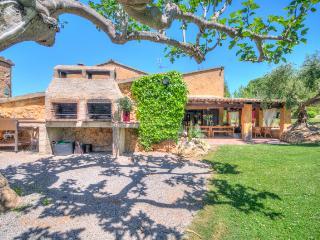 CAL MINGO Rural villa, 18 sleeps, near Sitges, BCN
