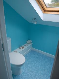 Brolas - upstairs toilet