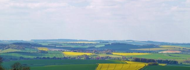panoramic views from Ipsden tuscany in the chilterns