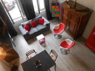 Atypique Loft 4 pieces 95 m2  +Terrasse+ Parking, Marsella