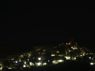 Badolato by night
