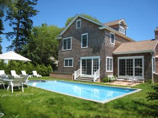 Beautiful Home in Prime East Hampton Village Location with Heated Pool!