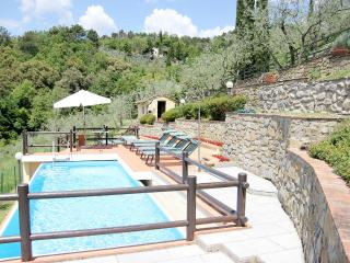 Villa in the Chianti hills