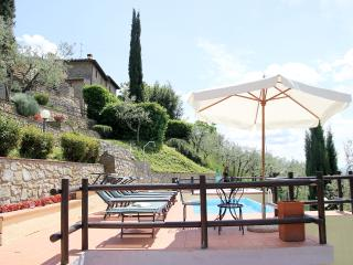 Villa in the Chianti hills