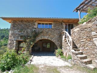 Gite de caractère LA GUARIBOTE en Ardèche cévenole, Rocles