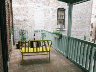 Amazing 2BR 2BA w/private terrace in West Village