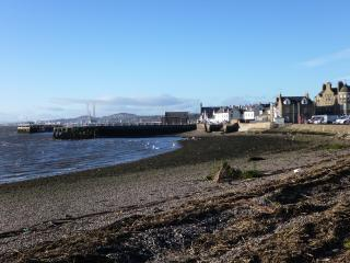 Broughty Ferry harbour area