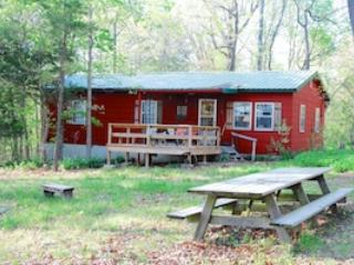 Indian House Bluff Cottage (scenic rental), Dixon