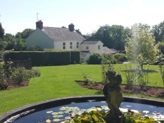 Overcott House Luxury Bed & Breakfast, Devon, South Molton