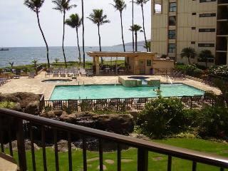 Sugar Beach Resort 1 Bedroom Ocean View 208, Kihei