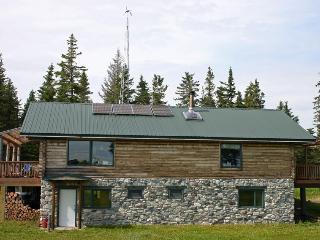Alaska's Rock Island Lodge
