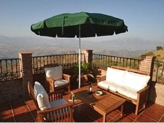 Own prívate terrace