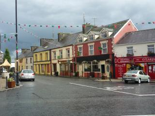Kilkelly village square