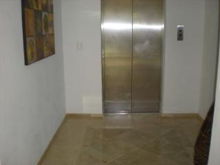 Private elevator into the condo
