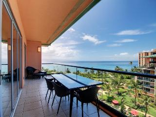 WOW Panoramic Ocean View-Top Floor-2 Bed Konea 703, Lahaina