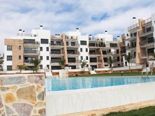 Moderno apartamento para vacaciones en alquiler en Cabo Roig