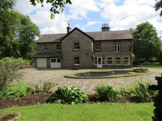 The Gables is set 2 acres of landscaped gardens, Buxton