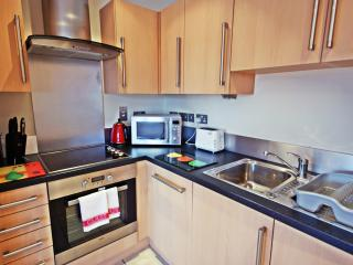 No 11 Contemporary and well equipped kitchen