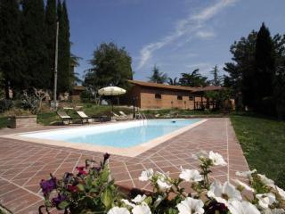 Villa Camelia in scenic and evocative location, Cortona