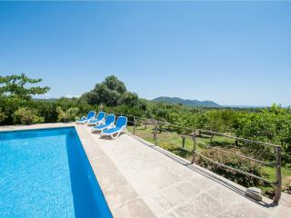 ES RAFAL DE BAIX - Property for 9 people in Son Servera, Arta