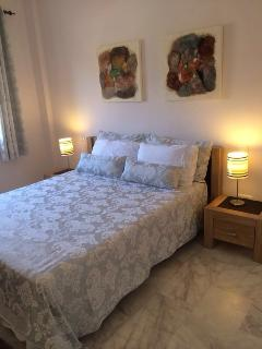 Master bedroom with en suite pic 1