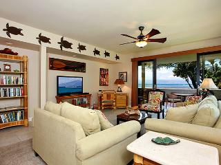 Unit 42 Ocean Front Luxury 3 Bedroom Condo, Lahaina