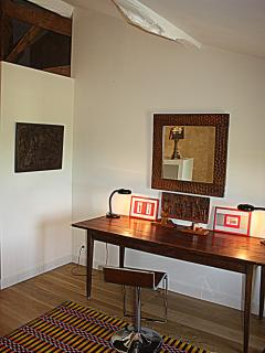 Bureau à l'étage