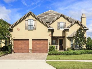 W089 - Luxury 5 Br Villa on Reunion's Homestead, Kissimmee