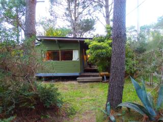 Africa, tiny house at the woods, Punta del Diablo