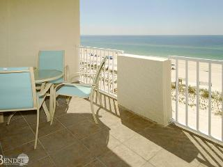 Tropical Winds 503 ~ Relaxing Beachfront Condo ~ Bender Vacation Rentals, Gulf Shores