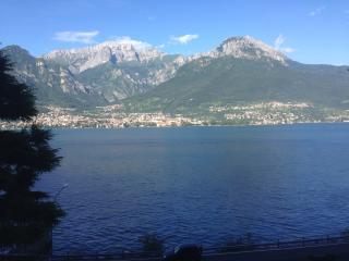 Wonderful Lake-view old style Apt, Oliveto Lario