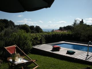 VILLA WITH PRIVATE POOL, GARDEN AND SEA VIEW, Montemarcello