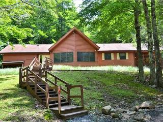 Comfortable mountain cabin ensures privacy for an economical vacation!, Canaan Valley
