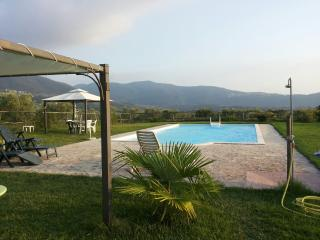 "Casale Ferronio ""La Vite"" apartment swimming pool, Scandriglia"