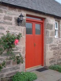 Bothy front door