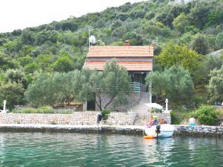 Holiday house Rhapsody in Blue, Dalmatian island, Pasman Island