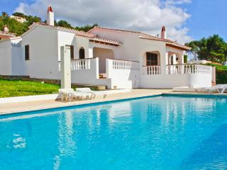 Group of four semi detached villas in Son Bou