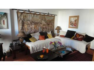 Charming French touch Almagro Suite Mariscal Quito