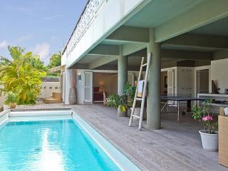 Perfect large family villa consisting of 3 bungalows WV BMY, Gustavia