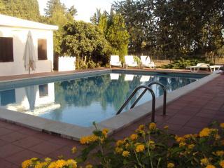 casa di campagna con piscina e tennis