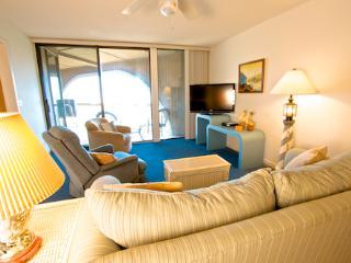 Hibiscus Resort - A303, Ocean Front, 2BR/2BTH, 3 Pools, Wifi, Saint Augustine