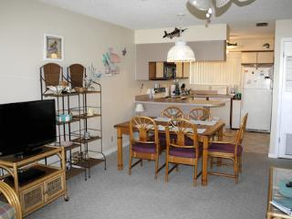 Hibiscus Resort - H303, Garden View, 2BR/2BTH, 3 Pools, Wifi, Saint Augustine