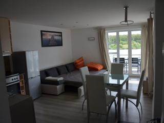 Vacation Apartment in Neukieritzsch - 560 sqft, quiet, active, comfortable (# 5301), Rötha