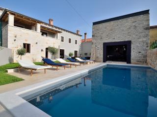 Vila Vira - modern Istrian style vila in peaceful village ideal for families, Baderna
