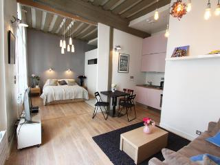 Ile Saint Louis. Elegant apartment, romantic., Paris