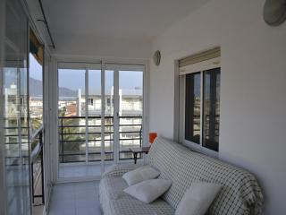 Airy flat in Puerto de Mazarron with a sea view, Puerto de Mazarrón