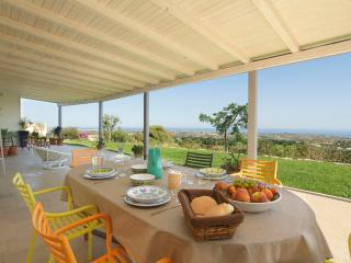 Villa in Sicily with sea view, max 6 people