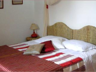 Riad Aquarelle - La chambre 'Hibiscus'
